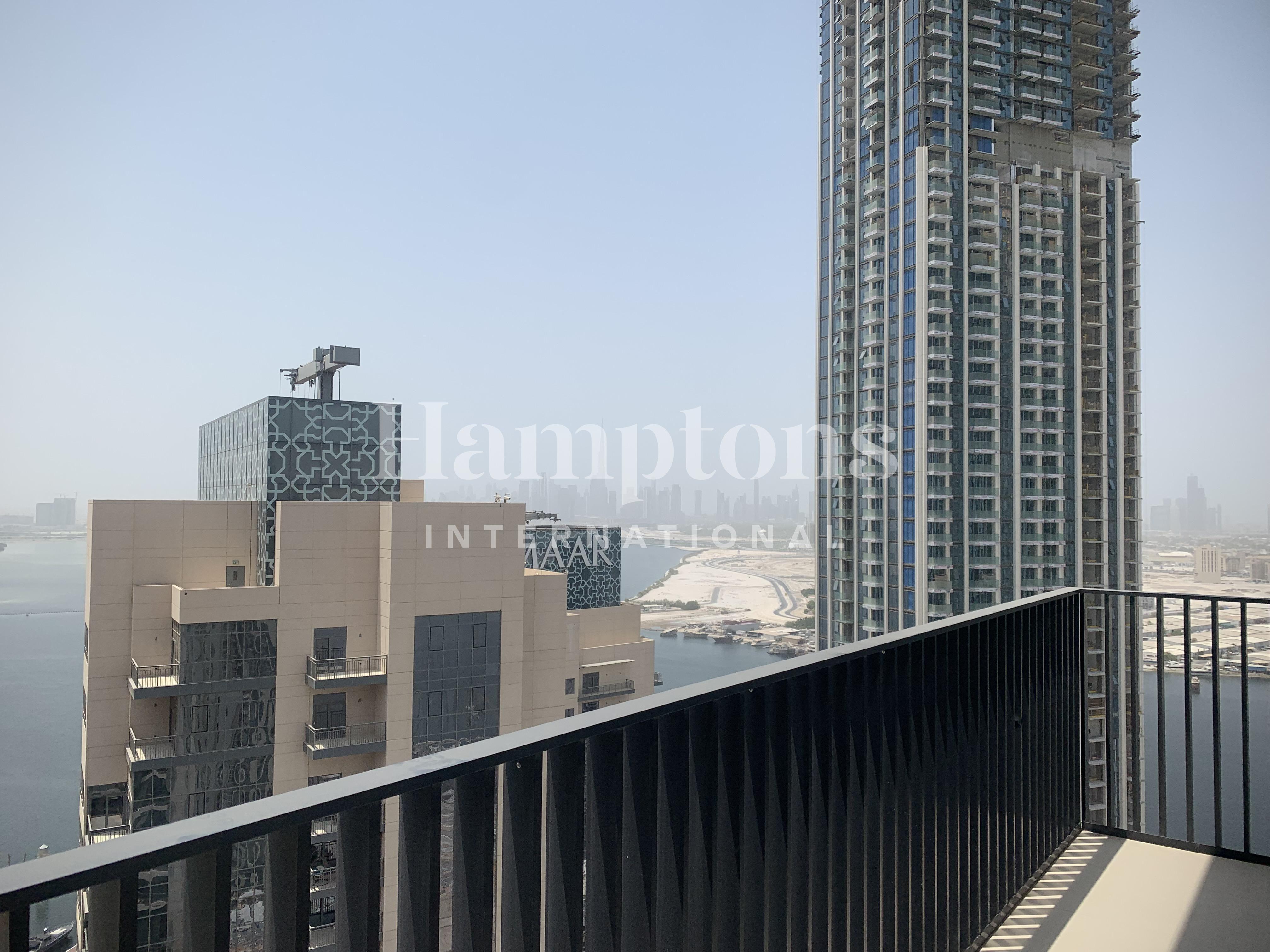 Burj Khalifa View || Highest Floor Aprt.